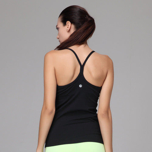Sweet & Simple Yoga Tank Top