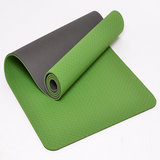 Eco-friendly Double-sided TPE Yoga Mats