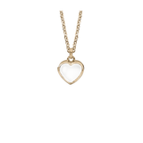 Petite Rose Gold Heart Locket