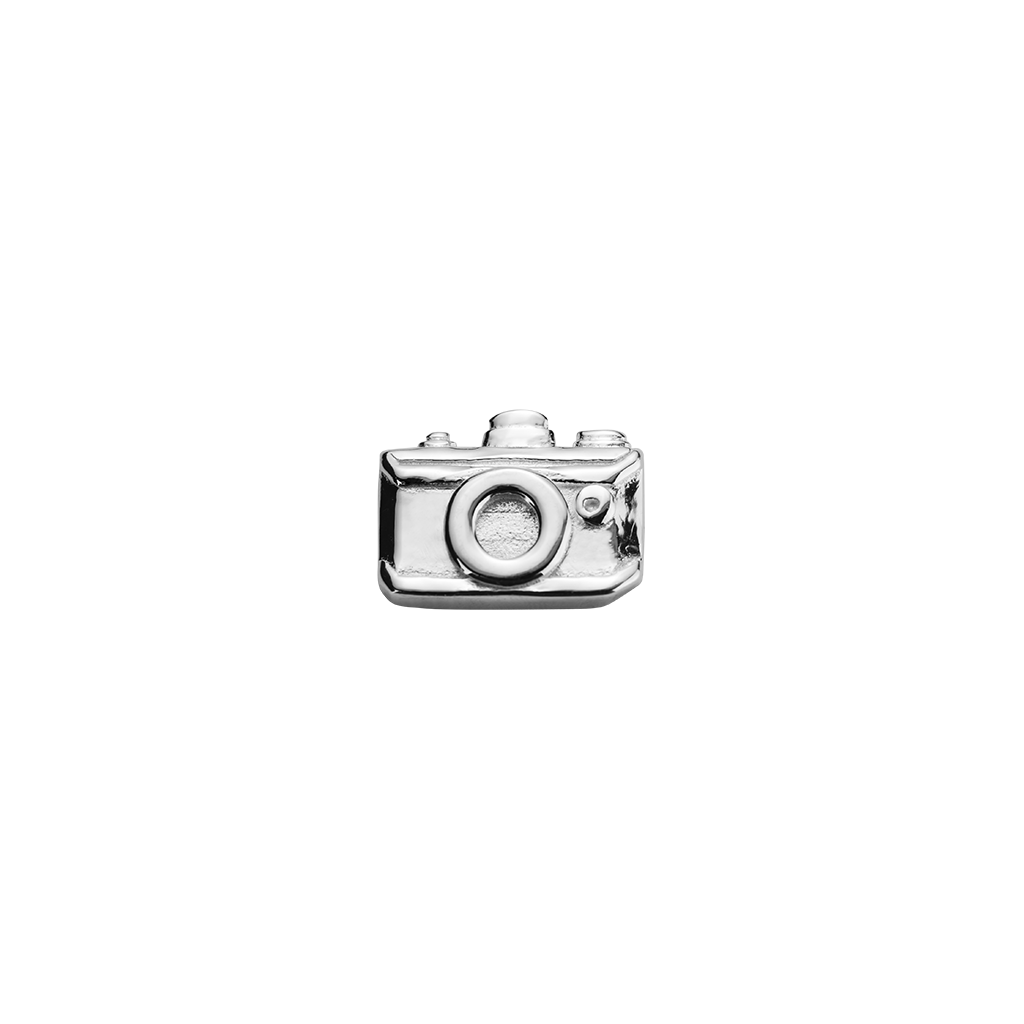 Stow Lockets sterling silver Camera - My Memories silver charm
