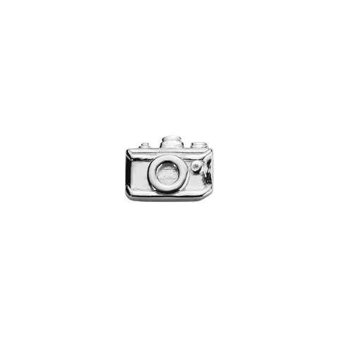 Camera - My Memories silver charm