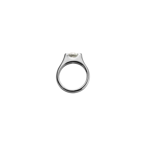 Eternity Ring - Romance silver charm