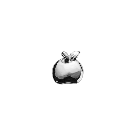 Apple - Of my Eye silver charm