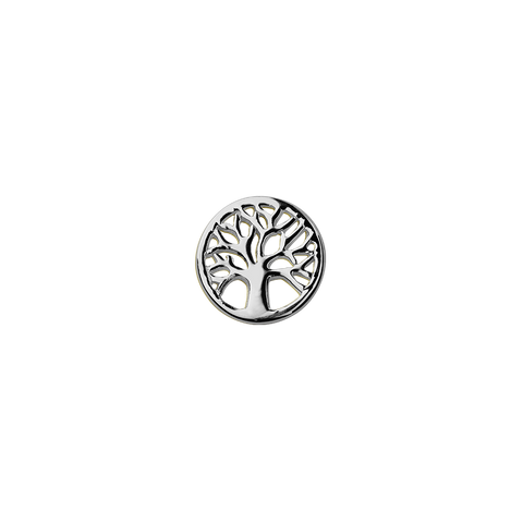 Stow Lockets solid sterling silver Tree of Life - Vitality silver charm