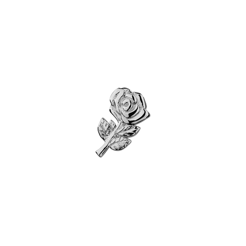 Stow Lockets solid sterling silver Rose - Enchanting silver charm