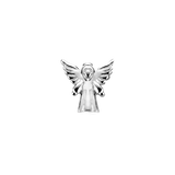 Angel - My Guardian silver charm