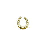 Gold Lucky Horseshoe - Good Luck charm