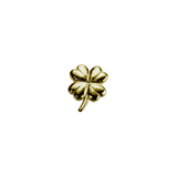 Stow Lockets 9ct Gold Lucky Clover - Good Fortune charm