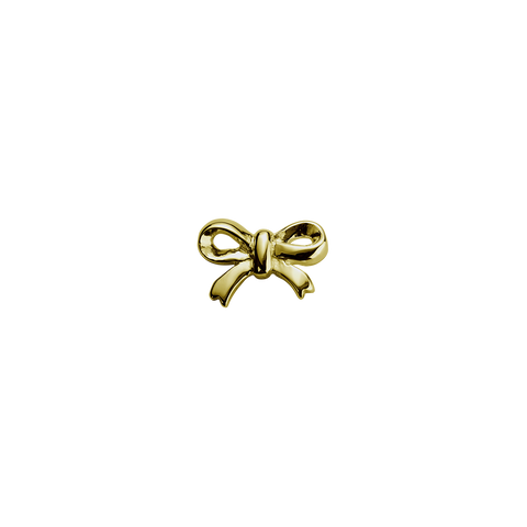 Gold Bow - Gifted charm
