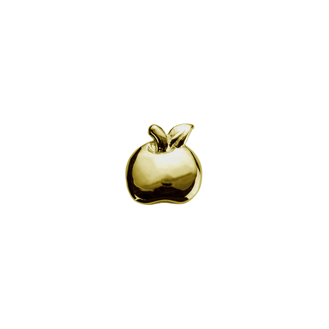 Gold Apple - Of my Eye charm