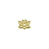 Gold Lotus - Enlightenment charm