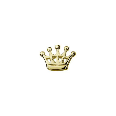 Gold Crown - Queen Charm