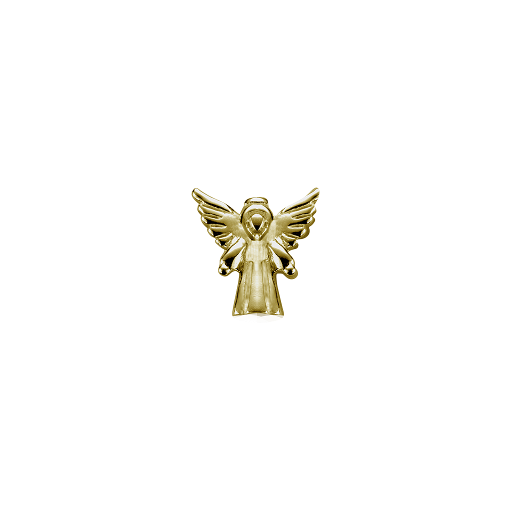 Gold Angel - My Guardian charm