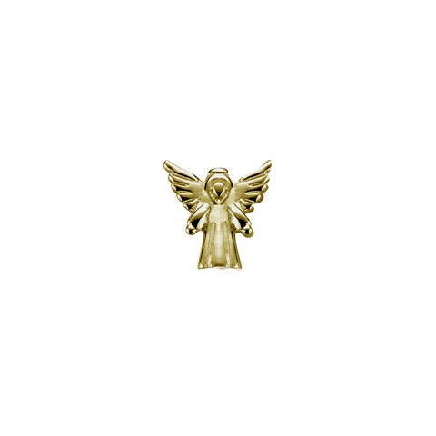Stow Lockets solid 9ct Gold Angel - My Guardian charm