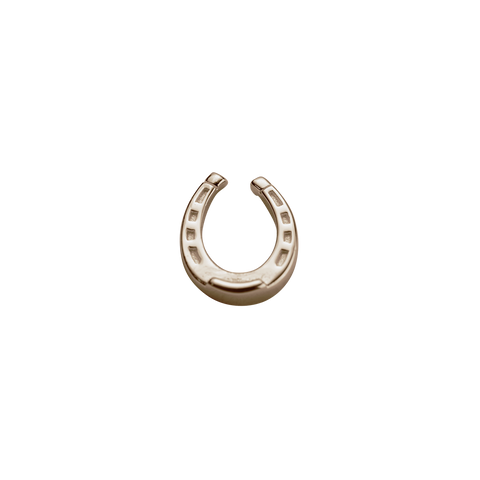 Stow Lockets Rose Gold Lucky Horseshoe - Good Luck charm