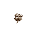 Rose Gold Lucky Clover - Good Fortune charm