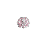 November Chrysanthemum - Friendship birth flower enamel charm