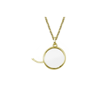Medium Gold Locket