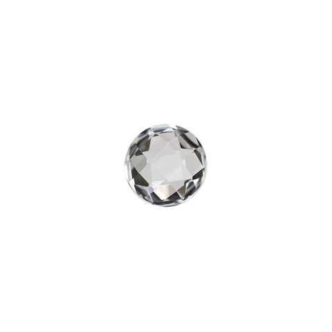 Stow Lockets April - White Topaz birthstone charm