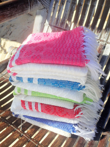 Hand Loomed Towels