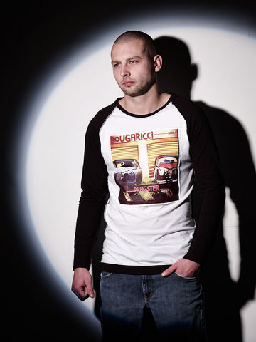 Dragster in Colour Long Sleeve