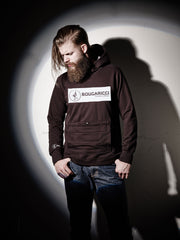 Bougaricci Hoodie with print 7