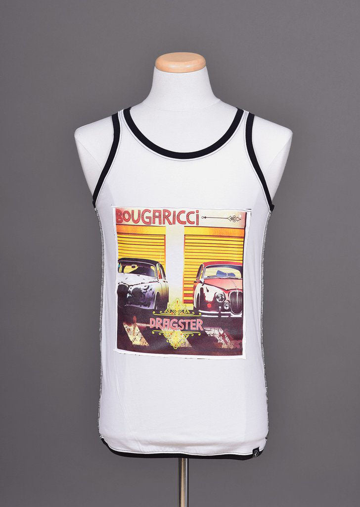 Dragster in colour Tank Top