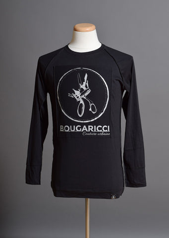 Bougaricci Logo Long Sleeve