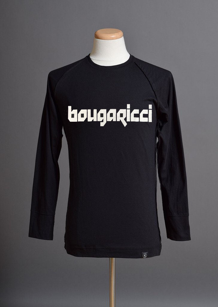 Funky Letters (Centered) Long Sleeve