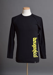 Funky Letters LEFTSIDE Long Sleeve