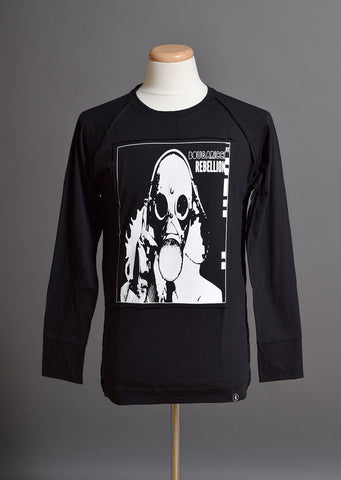 Rebellion Gas Mask Long Sleeve