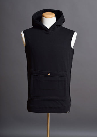 Men's Sleeveless Hoodies