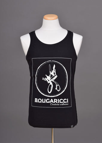 Bougaricci Logo Tank Top