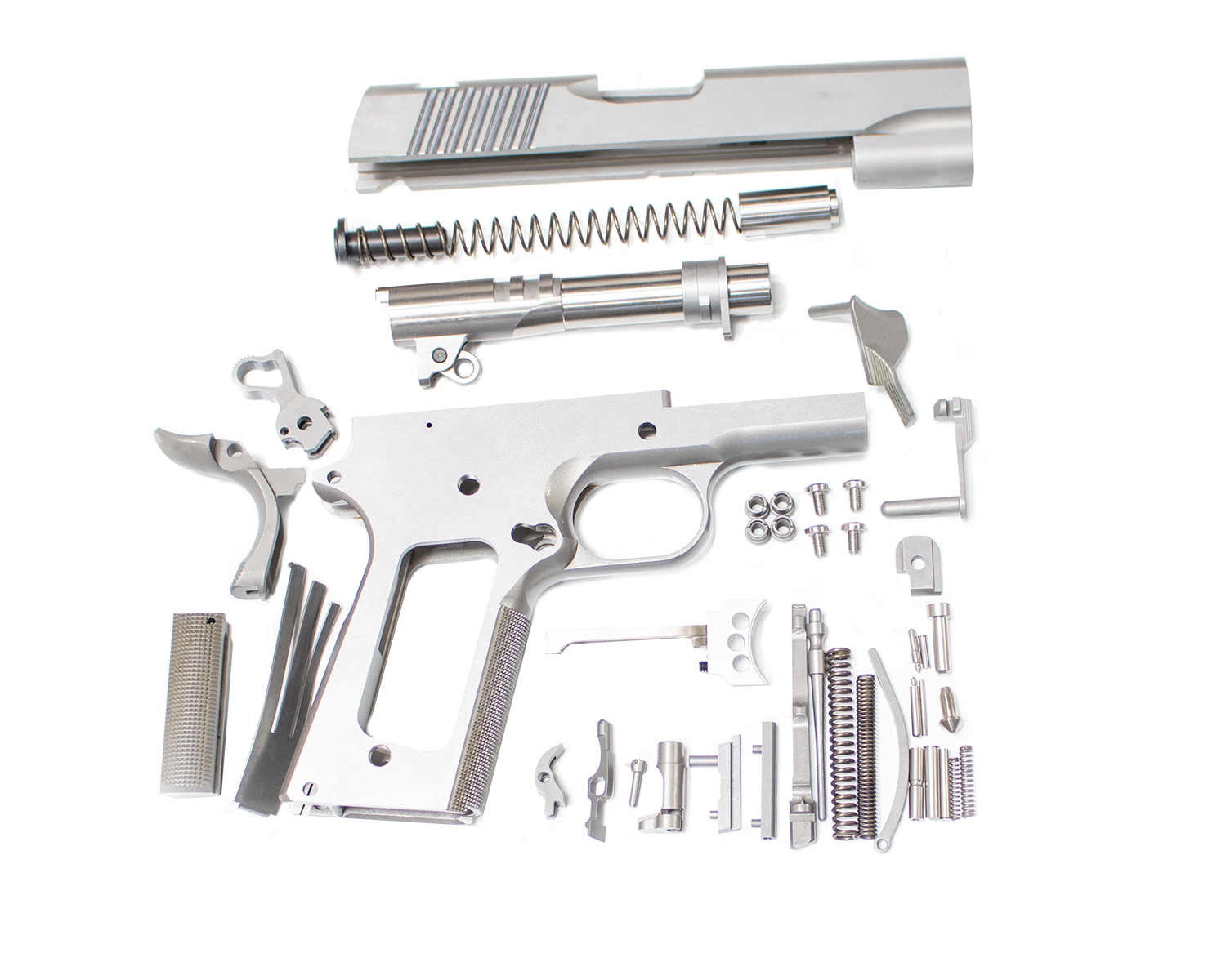 1911 80% COMMANDER BUILD KIT 4.25\