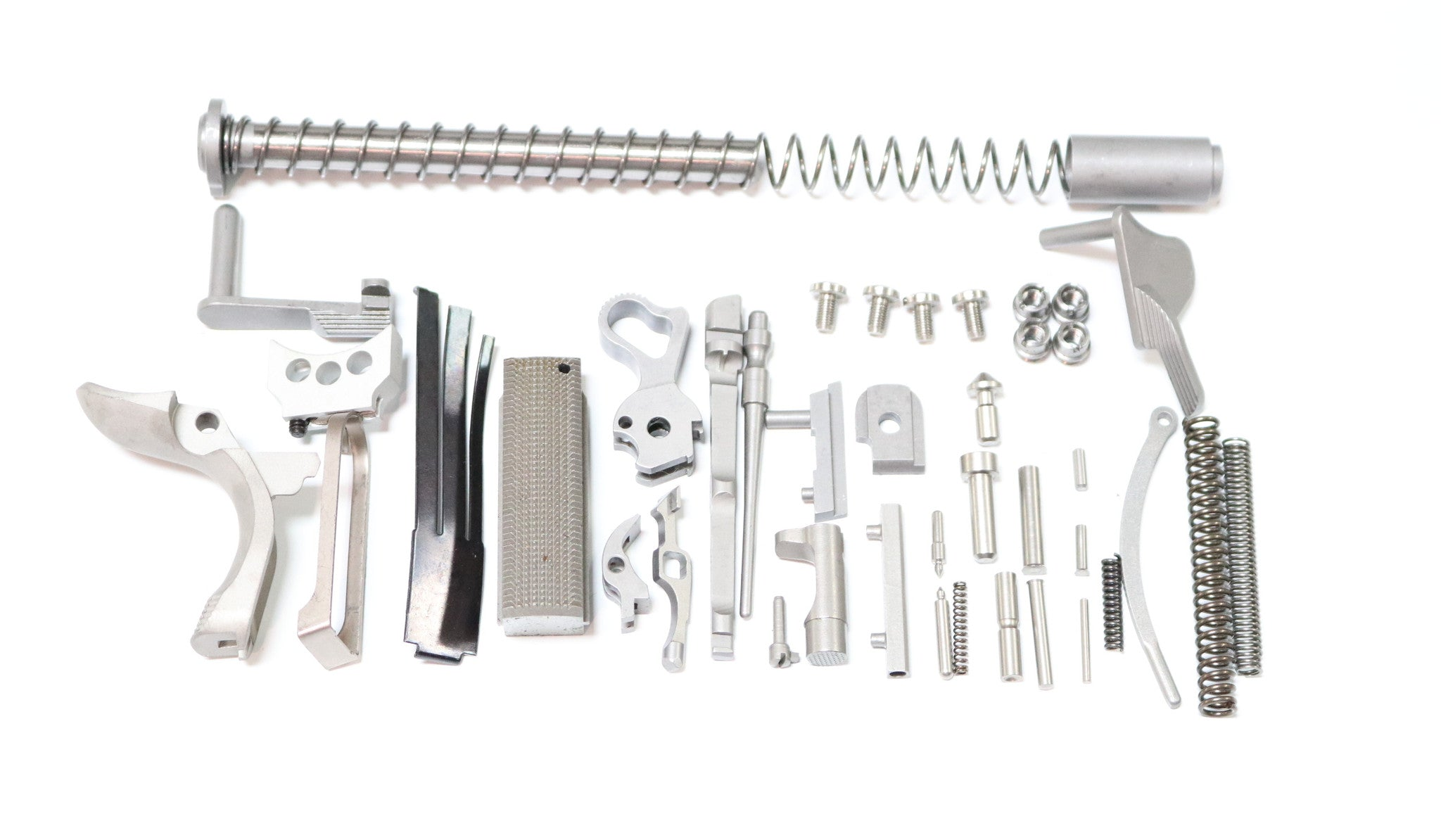 1911 FULL SIZE COMPLETE SMALL PARTS KIT 45 or 9 BILLET 416 STAINLESS ...