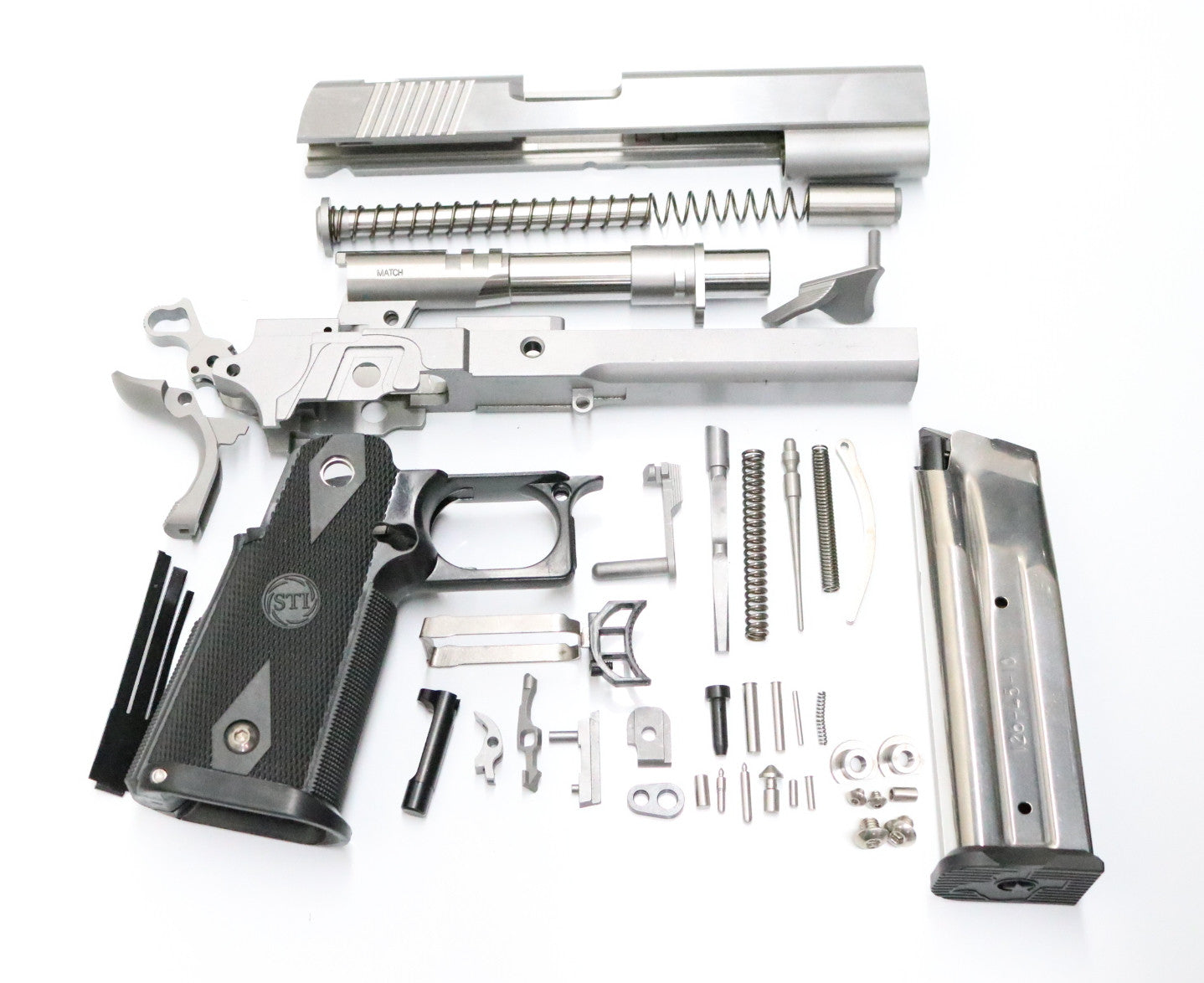 DOUBLE STACK 80% BUILD KIT 5\