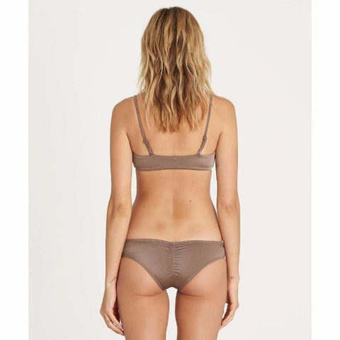 Billabong Sol Searcher Hawaii Lo Bikini Bottom Clay