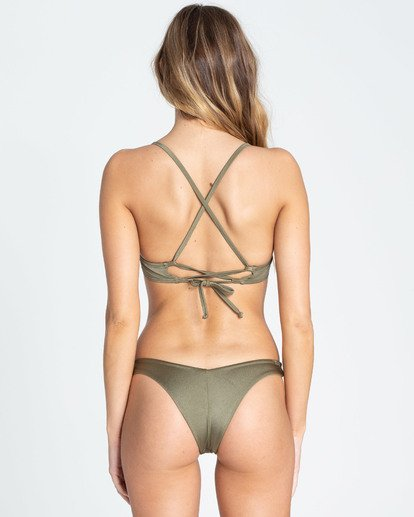 Billabong Sol Searcher Hike Bikini Bottom Sage