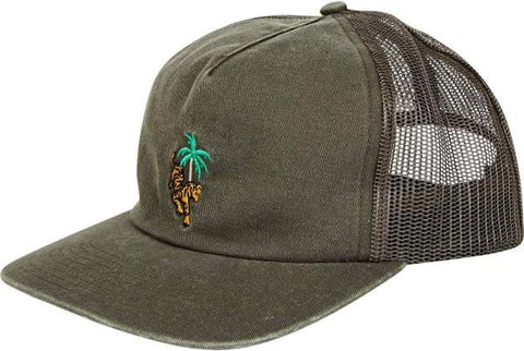 Billabong Fauna Trucker Hat Brown