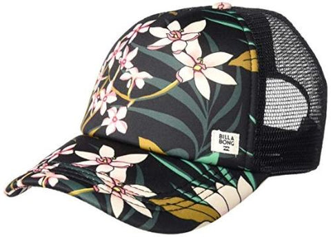Billabong Heritage Mashup Trucker Hat Cypress