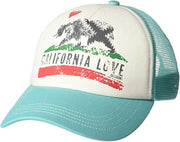 Billabong Pitstop Trucker Hat Mint