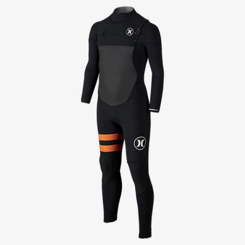 Hurley Wetsuit Fusion 3/2mm C/Z Black