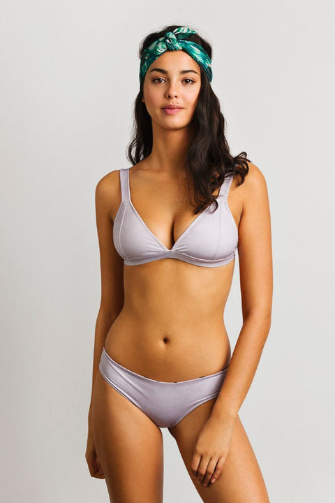 June Swimwear Bikini Gemma Top Lavender