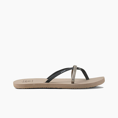 Reef Bliss Wild Sandals Pewter