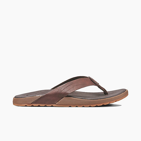 Reef Contoured Voyage Sandals Brown