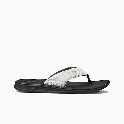 Reef Rover Sandals Black / White
