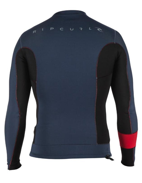Rip Curl Jacket Aggrolite L'S 1.5mm Red