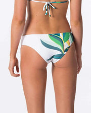 Rip Curl Palm Bay Good Hipster Bikini Bottom White