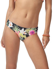 Rip Curl Sweet Aloha Cheeky Revo Bikini Bottom Black