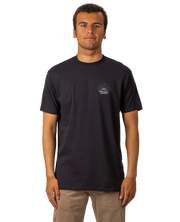 Rip Curl Outside Premium T-Shirt Black